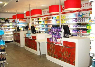 pharmacie cendres st remy de provence jean rolland agencement pharmacie