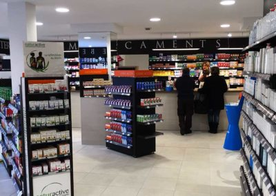 Agencement : Pharmacie Centrale