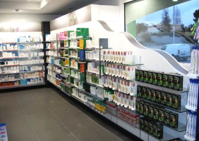 Agencement : Pharmacie Devois