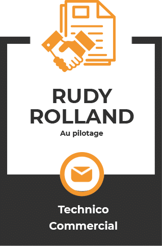 Rudy Rolland - Technico commercial Jean Rolland